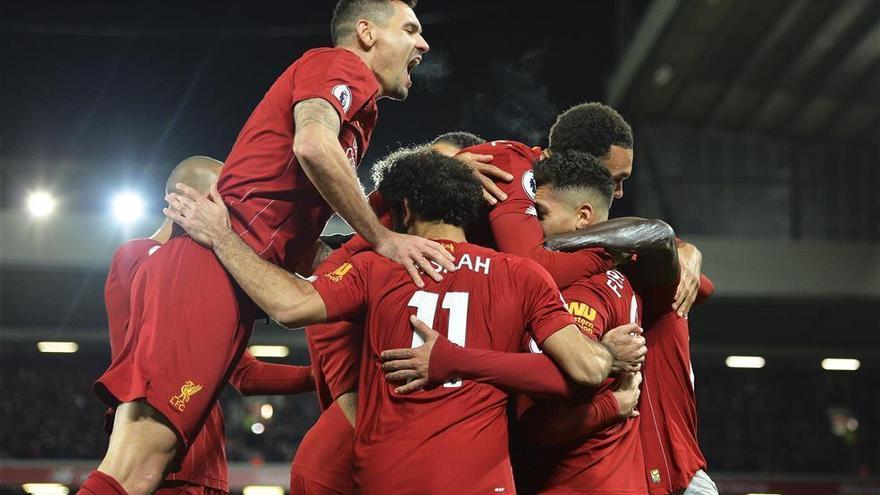 El Liverpool arrolla al City de Guardiola (3-1)