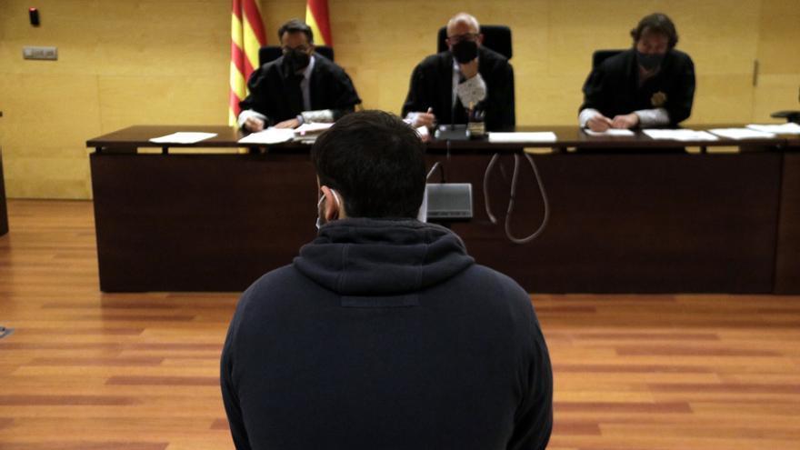 Un acusat pels disturbis postsentència a Girona s'enfronta a 2 anys de presó per desordres públics