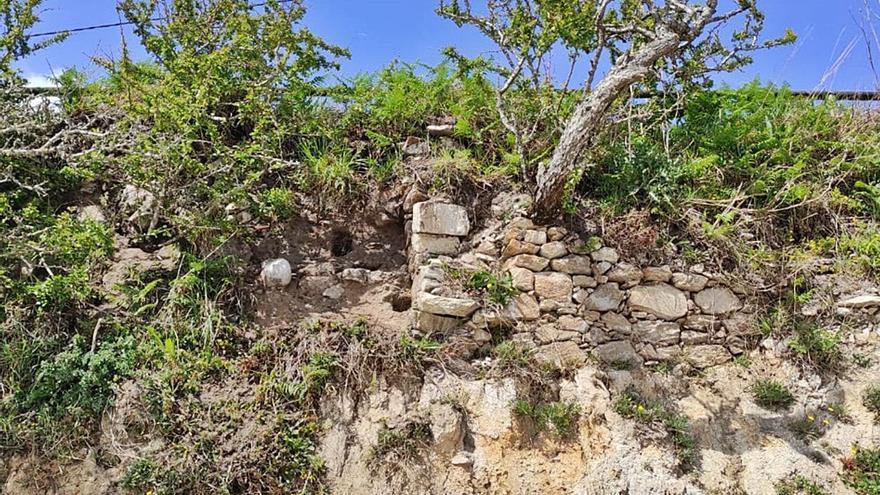 Los arqueólogos descubren otra salazón y restos de ocupación prerromana en Ons