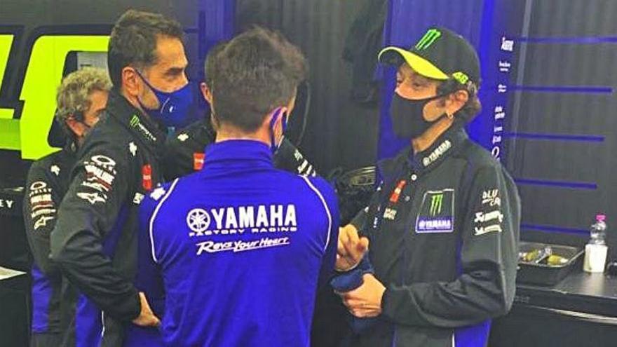 Valentino Rossi supera la COVID-19 y correrá en Cheste