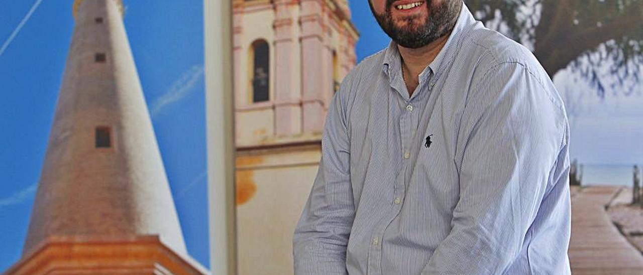 El exalcalde de Canet y edil del PP Leandro Benito.  | TORTAJADA