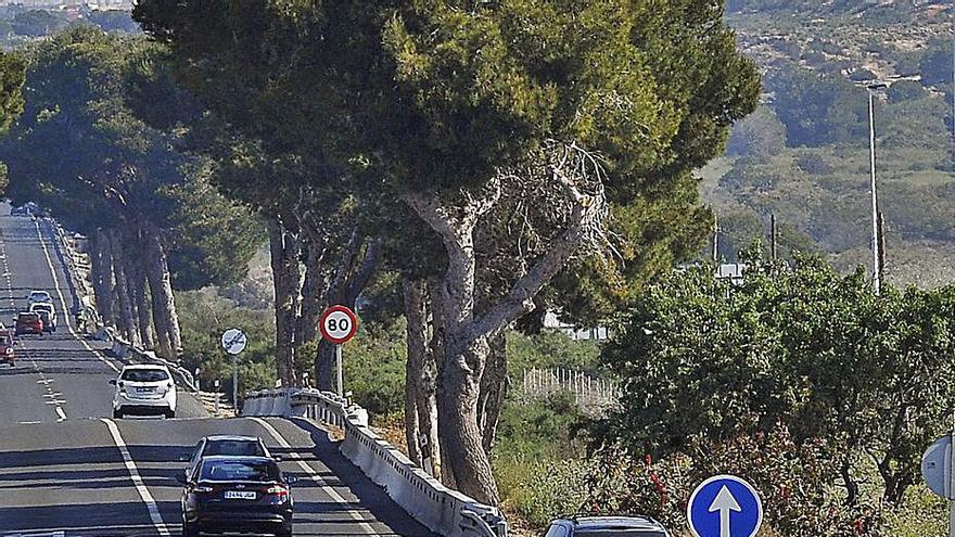 Vecinos de Gran Alacant urgen que se acabe ya con el punto negro de la N-332
