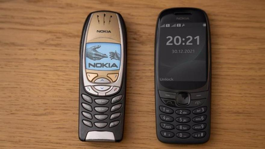 El regreso del Nokia 6310: botones más grandes y el Snake para la gama 'Originals'
