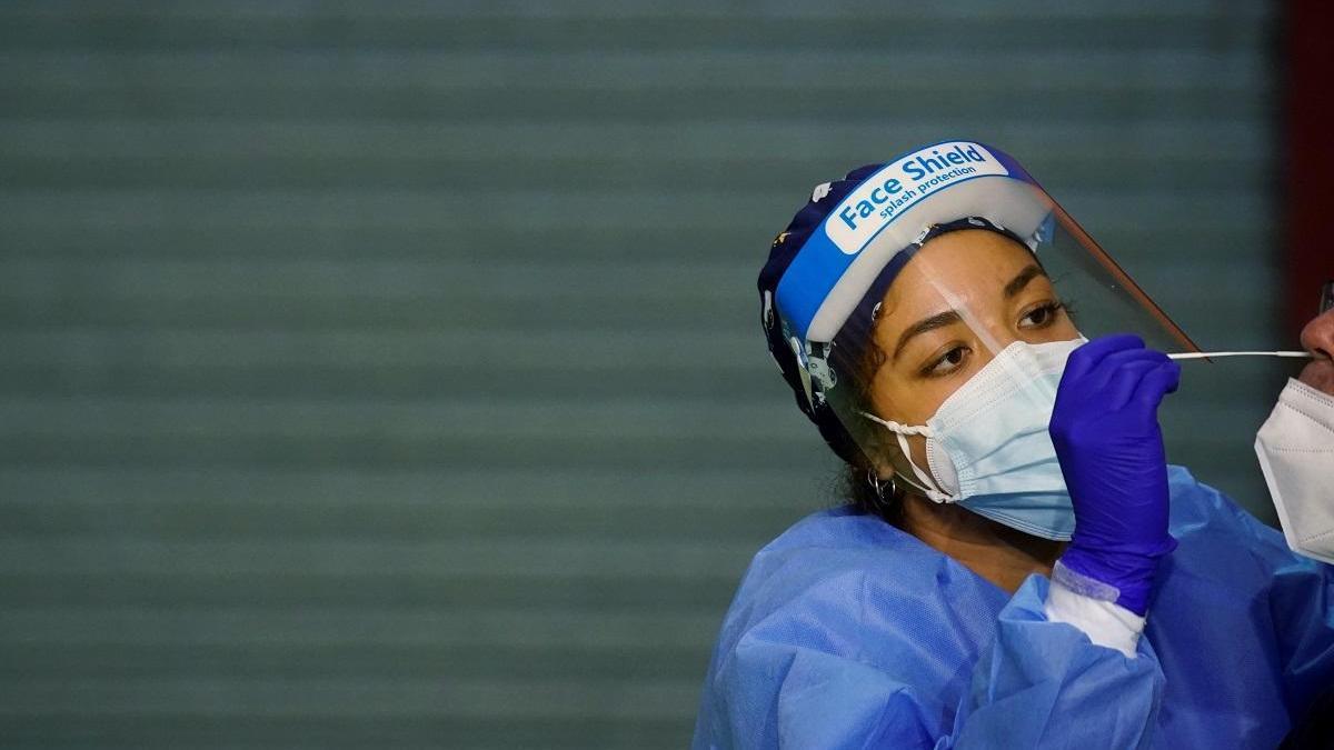 Aumentan las hospitalizaciones en Málaga.