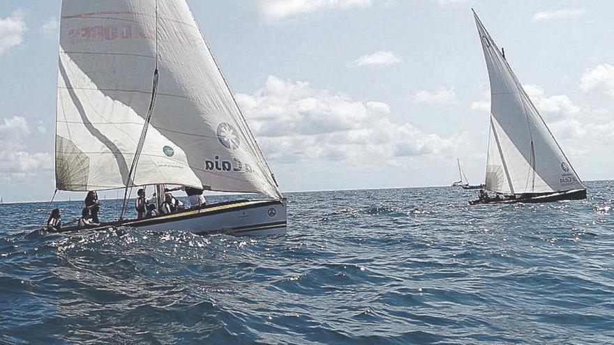El 'Puerto de La Luz' gana la nueva cita de la Copa Isla de Gran Canaria
