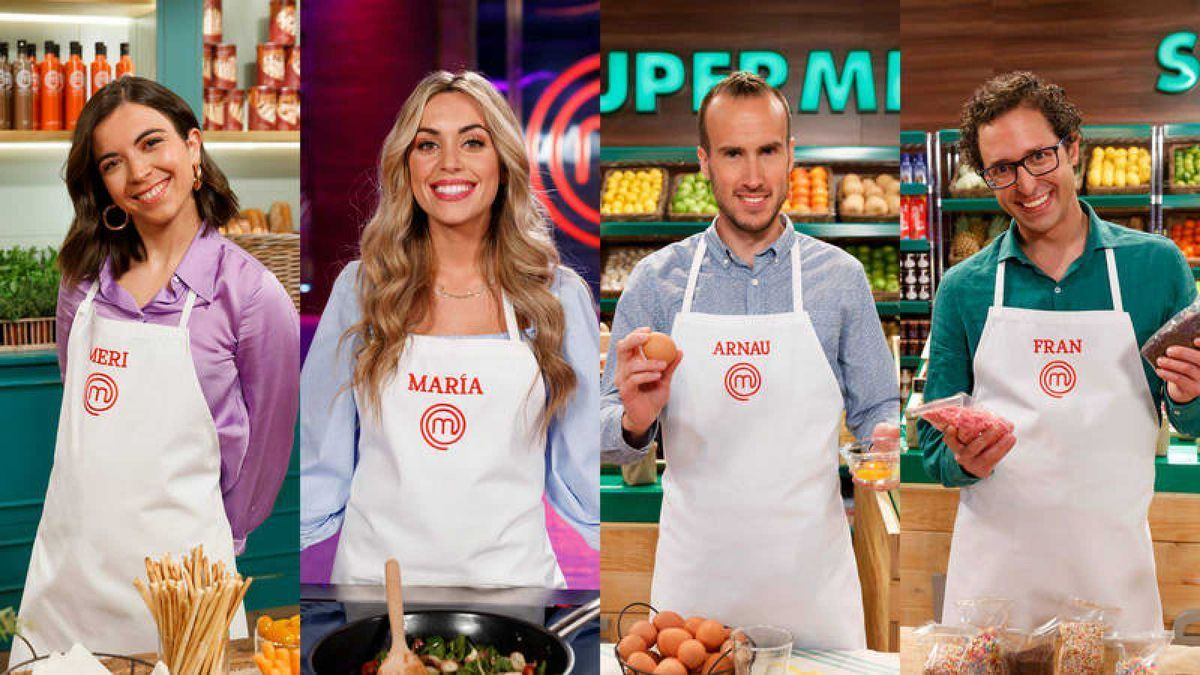 The finalists of & # 039; Masterchef 9 & # 039;