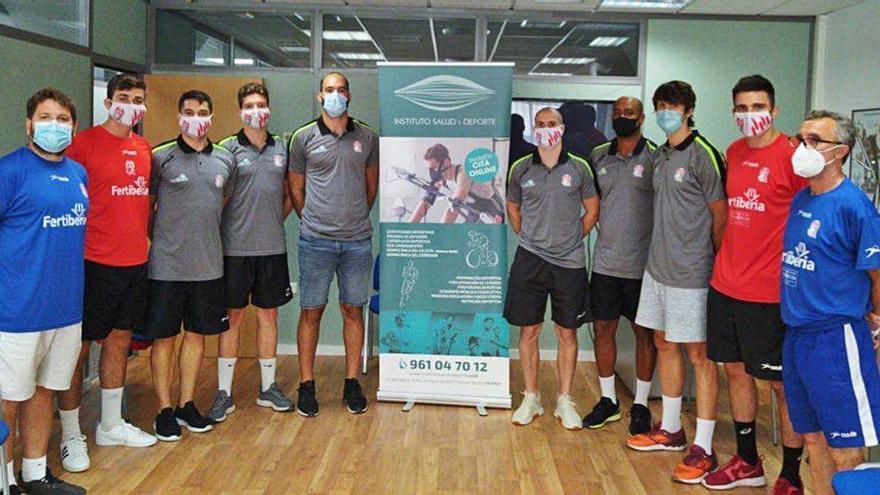 Nuevas pruebas para descartar el coronavirus antes del partido