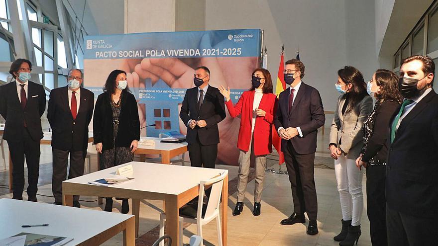 El plan de vivienda de la Xunta: los requisitos para beneficiarse