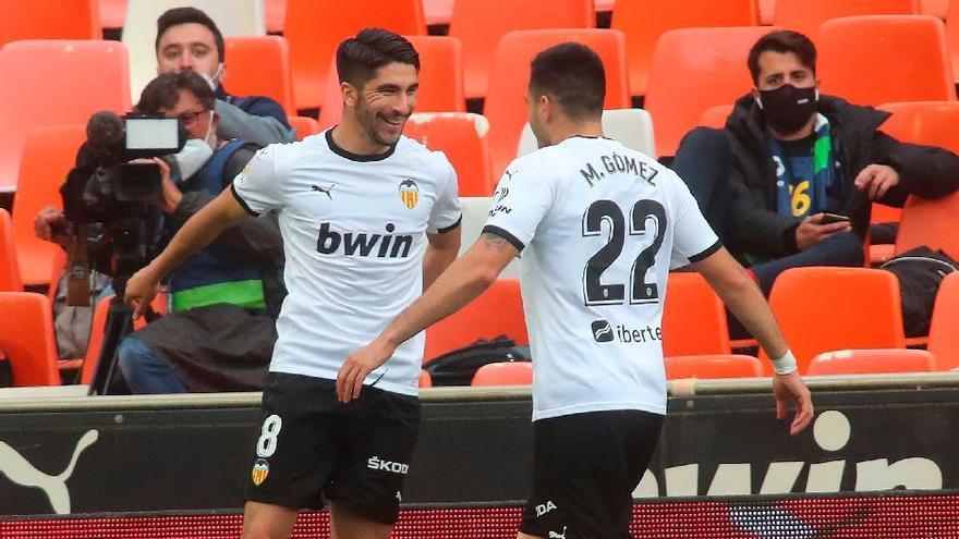 Sigue en directo el Valencia - Eibar