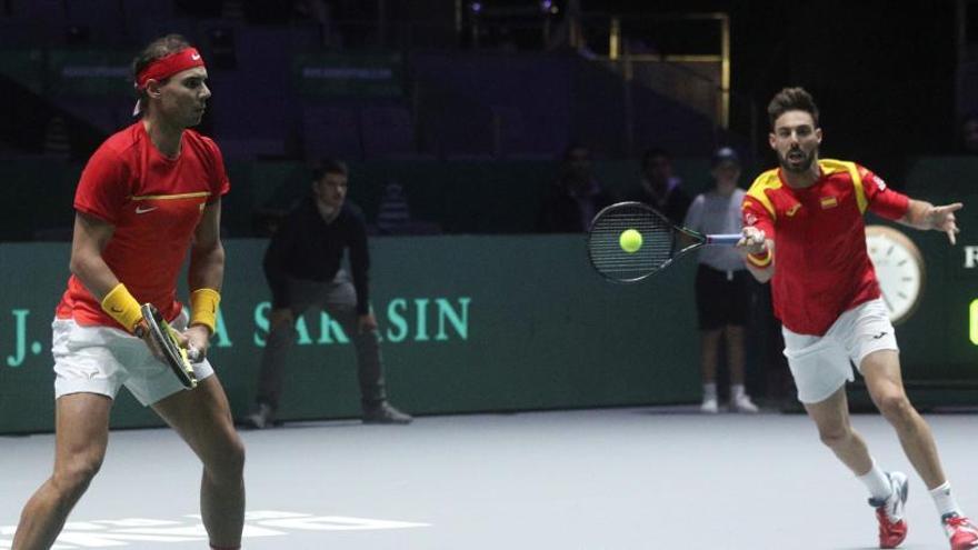 Granollers-Nadal - González-Mayer, en directo