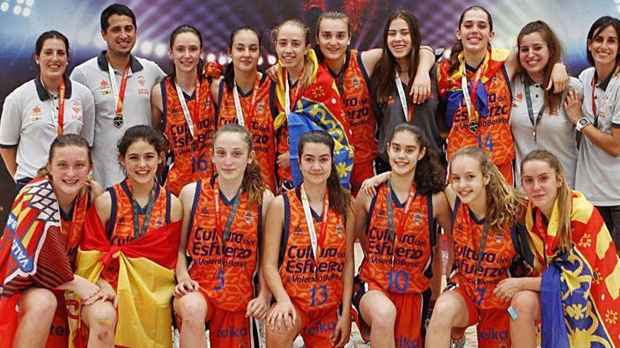 El Valencia Basket realiza el mejor torneo de su historia