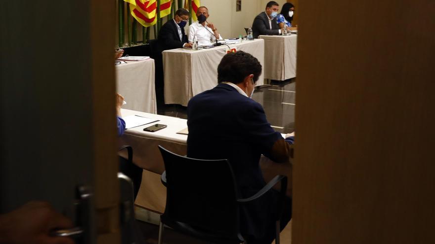 """""""Tristeza"""" en el PAR ante la salida de los tres concejales de La Fresneda"""