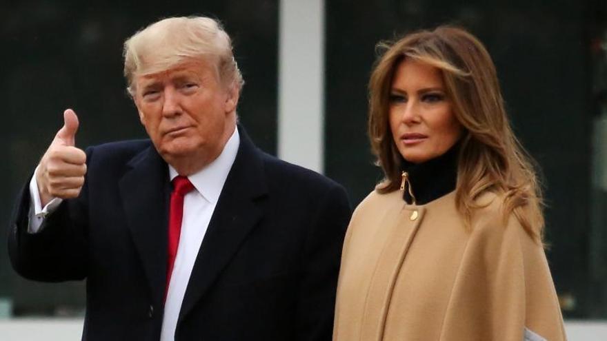 El Senado deja visto para sentencia el 'impeachment' contra Trump