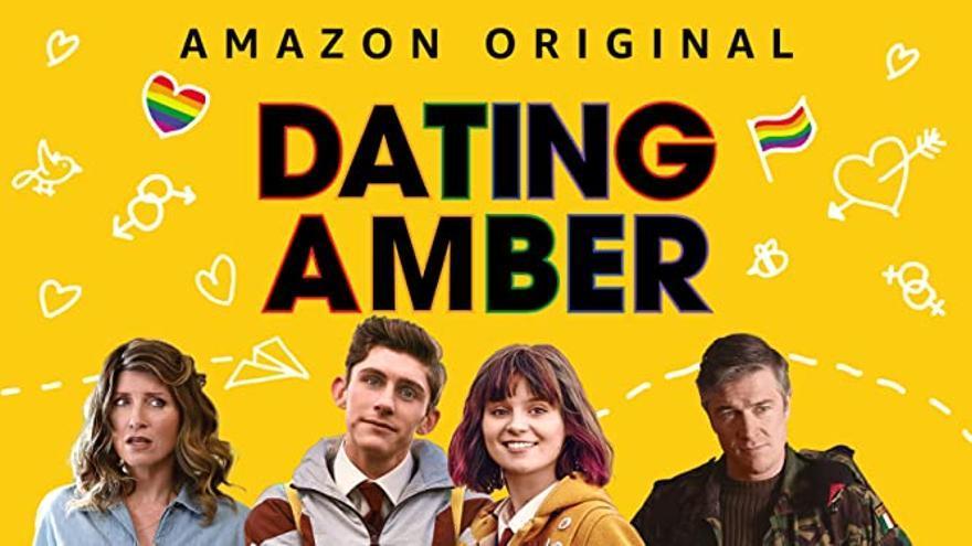 'Dating Amber', una comedia de 'amor platónico' en la Irlanda de los 90