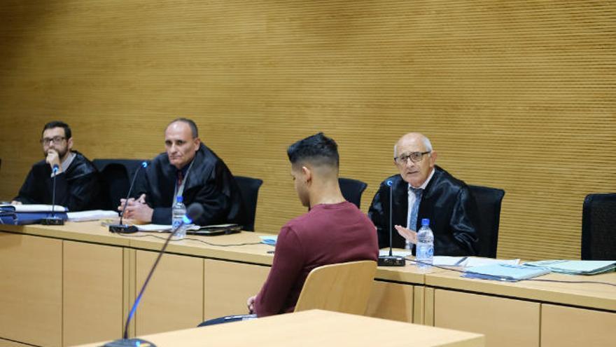16 años y medio de cárcel para el joven que mató al empresario Luis Sport