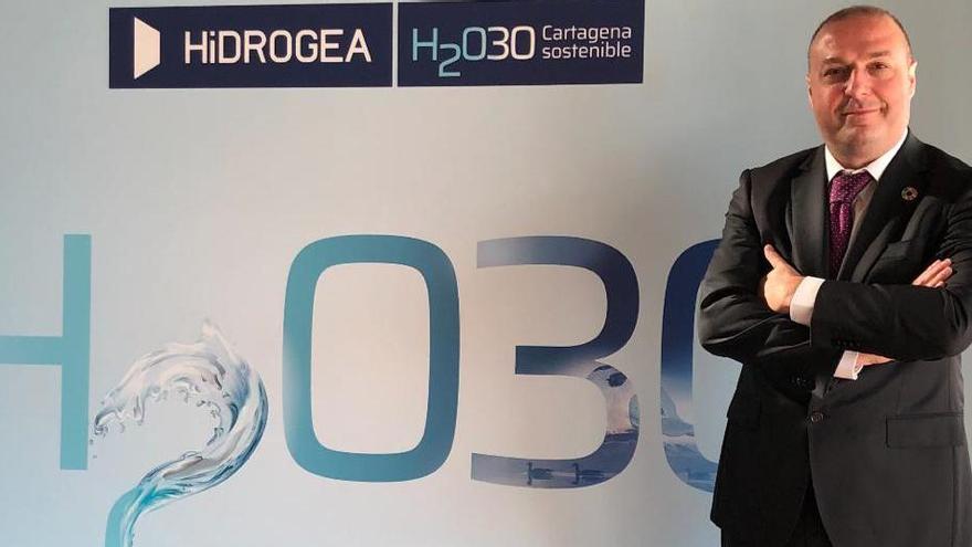 """Andrés Martínez, gerente de Hidrogea en Cartagena: """"La mejor gestión y el consumo más responsable es devolver la vida al agua una y otra vez"""""""