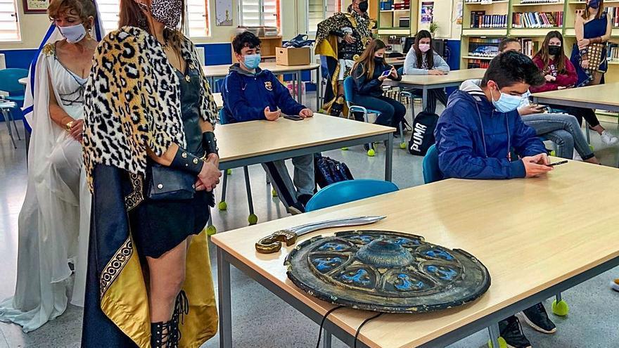 Los colegios del campo de Cartagena librarán la Batalla Cultural de Carthagineses y Romanos