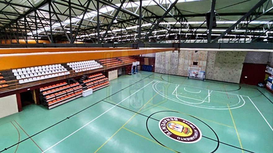 La fase de ascenso del Atlético Benavente, también a puerta cerrada