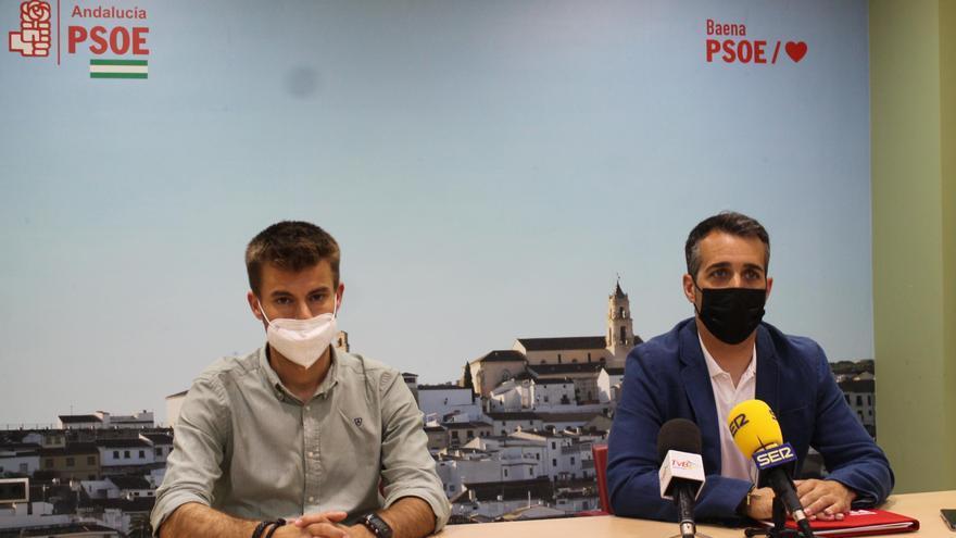 El PSOE de Baena reclama al equipo de gobierno la reactivación económica local