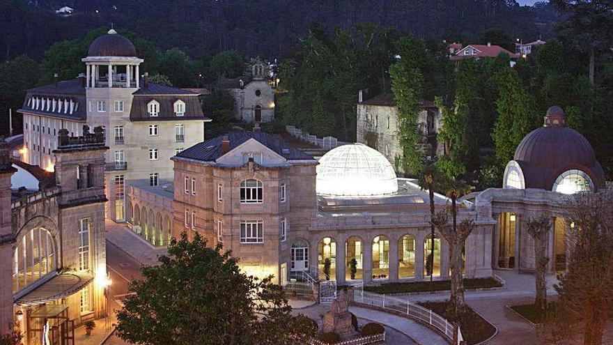 Balneario de Mondariz, lugar ideal para casarse