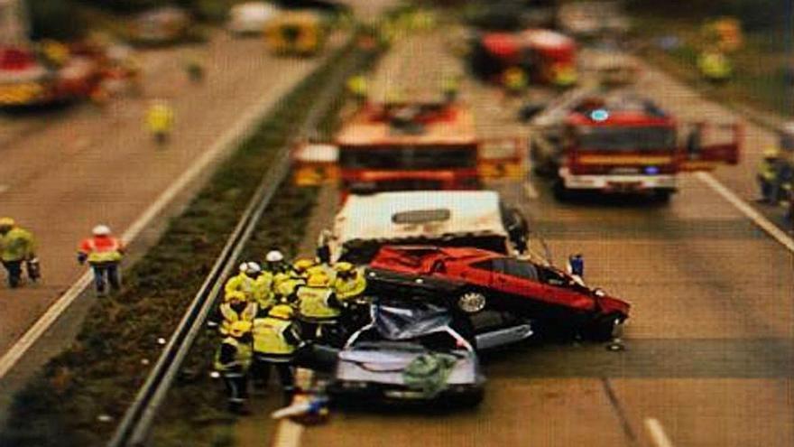 Un dispositivo que salvaría cientos de vidas en la carretera