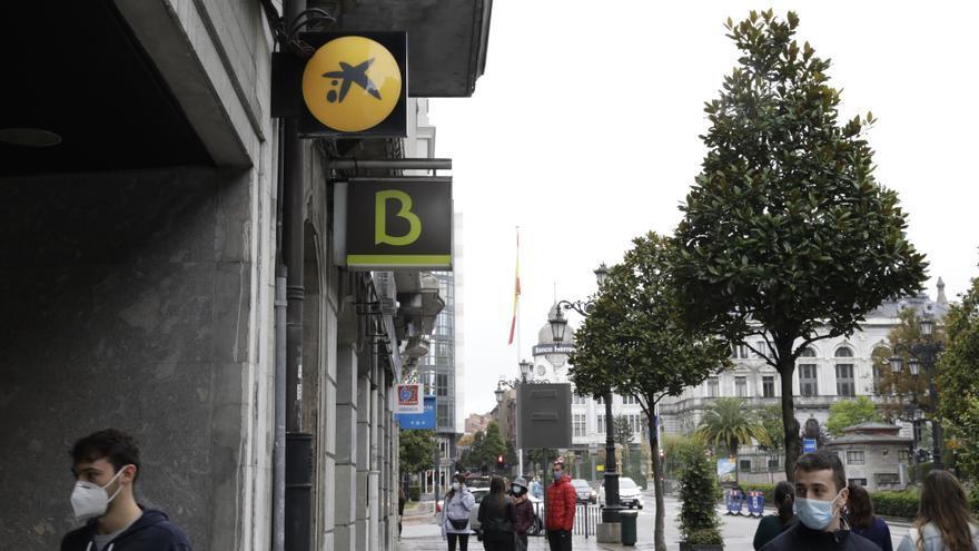 Así serán los efectos del ERE de Caixabank en Asturias, la mayor reestructuración de la banca española