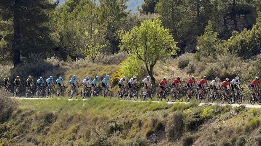 L'edició 100 de la Volta a Catalunya es correrà la darrera setmana de març del 2021