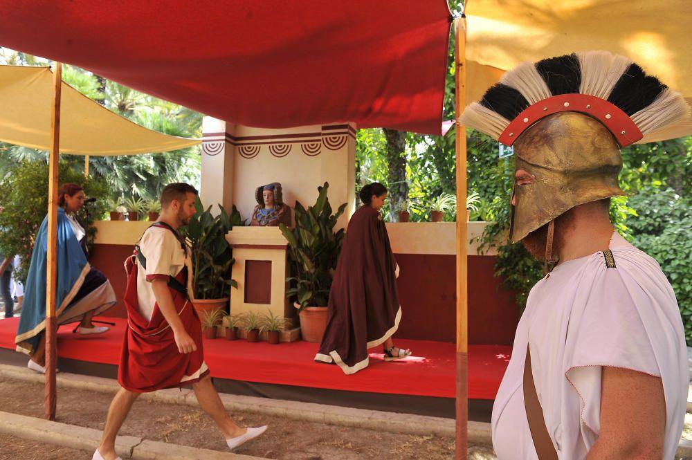 Inauguración del Ágora de Pobladores
