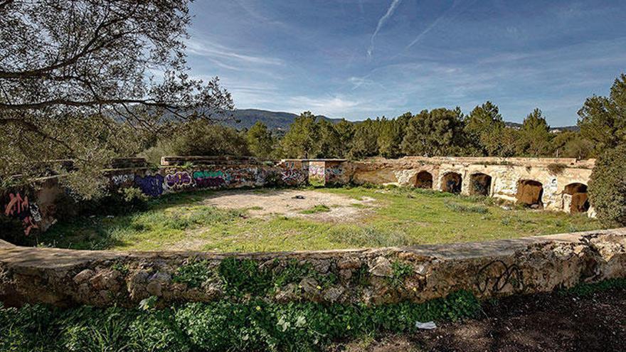 In Palma entsteht ein neuer Stadtteil über einem Amphitheater