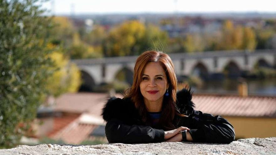"""Silvia Clemente   Presidenta de las Cortes: """"Zamora tiene aún mucho potencial en industrias agroalimentarias"""""""