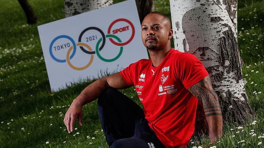 """Ray Zapata: """"El foco está en la medalla de oro"""""""