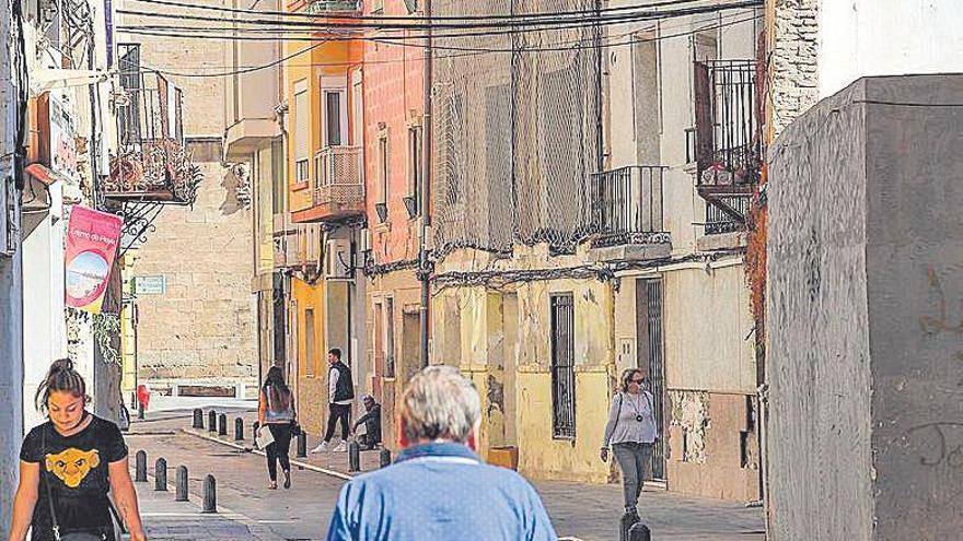Orihuela, un casco antiguo en decadencia