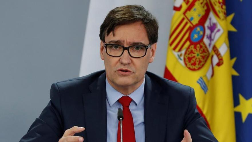 """España prevé recibir vacunas de AstraZeneca """"en los próximos días"""""""