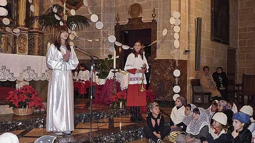 Les matines i el betlem són part de la nostra tradició
