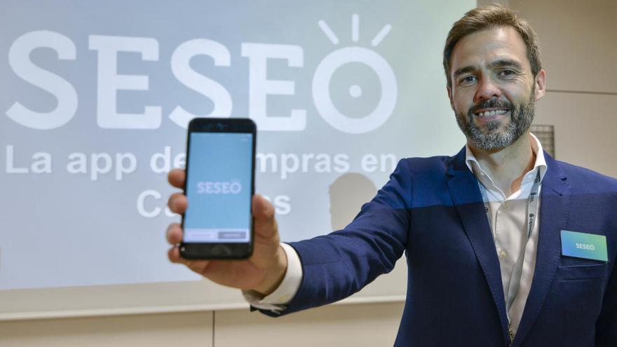 Cajasiete lanza una app para incentivar el comercio electrónico en Canarias