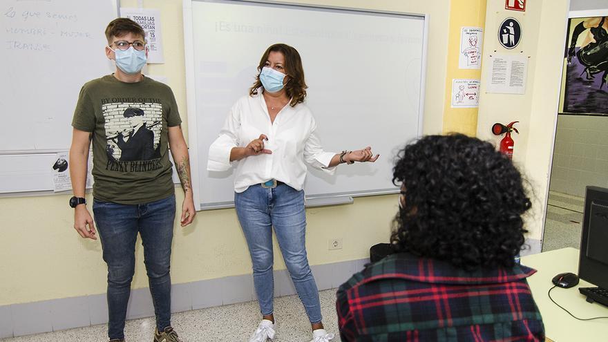 La Concejalía de Igualdad pone en marcha un proyecto de prevención de la violencia machista en los centros educativos