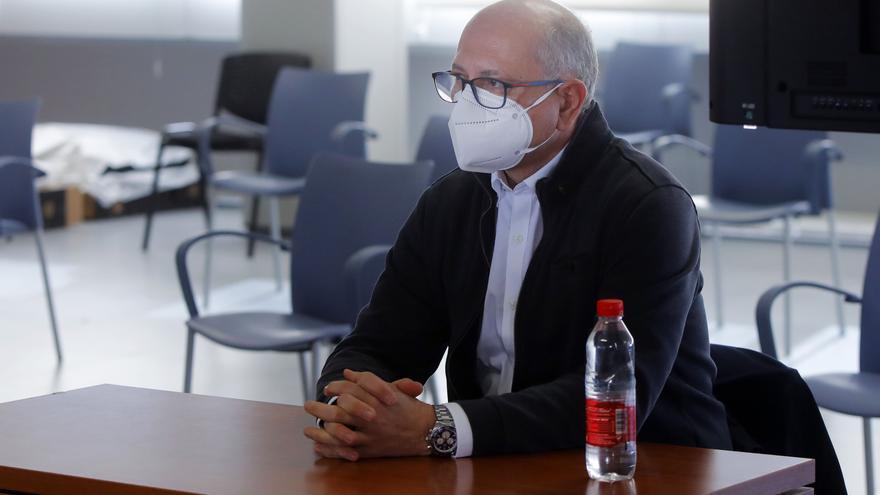 Enrique Crespo ingresa en Picassent para cumplir condena por el caso Emarsa