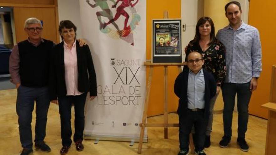 Cuenta atrás para la celebración de la XIX Gala del Deporte