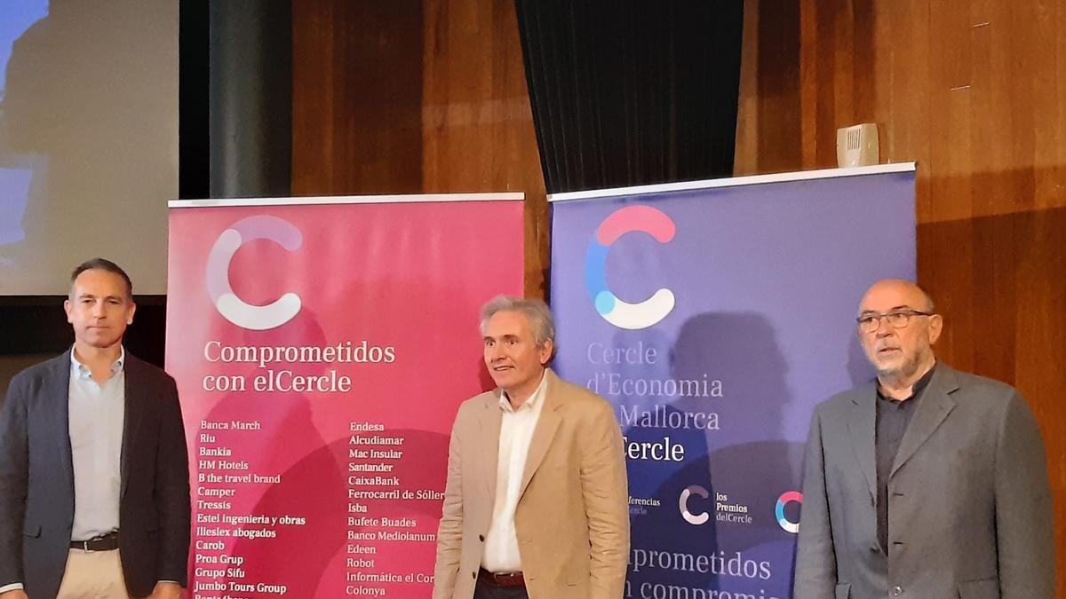 El Círculo de Economía de Mallorca ha presentado la herramienta Semáforo COVID en Baleares.