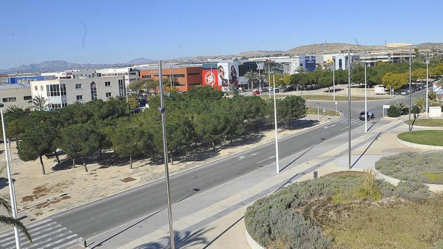 """Urbanismo dice que la ampliación del Parque Empresarial """"va muy rápido"""""""