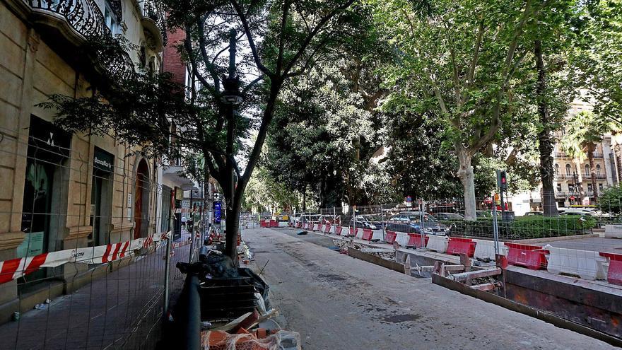 València entierra 110 millones en el alcantarillado y el escudo contra las inundaciones