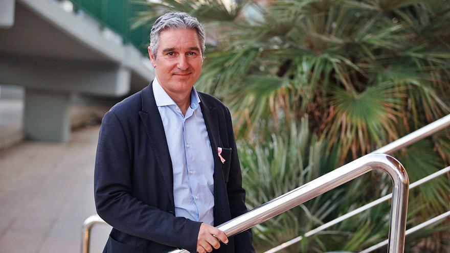 Xisco Martorell: «Queremos ser la empresa de referencia en el ciclo integral del agua en Baleares y en Ibiza»
