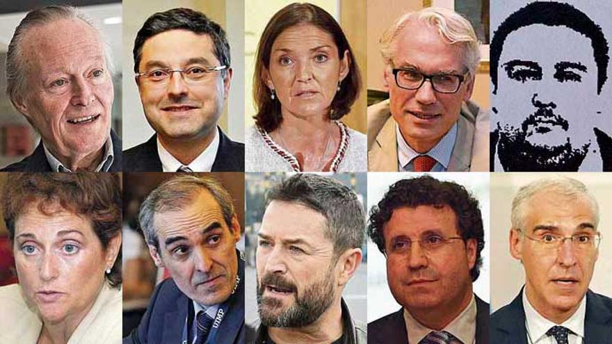 Diez protagonistas para entender el 'caso Alcoa'