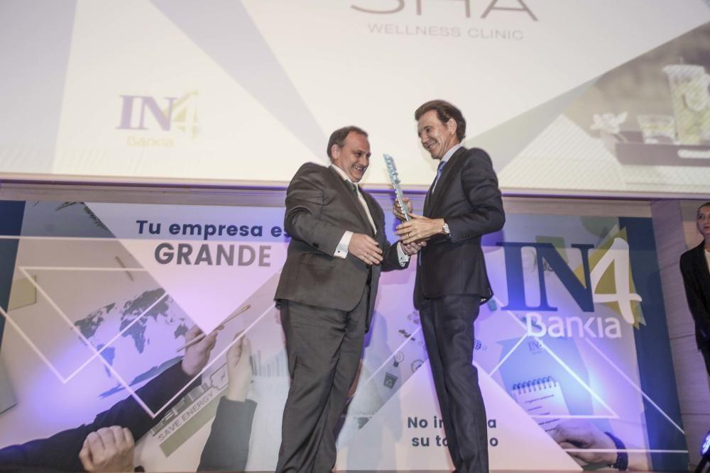 SHA Wellness Clinic, premio a la Mejor Pyme
