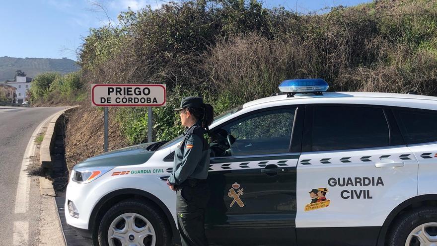 Dos detenidos por robar 1.233 metros de cableado del alumbrado público en Almedinilla y Fuente Grande