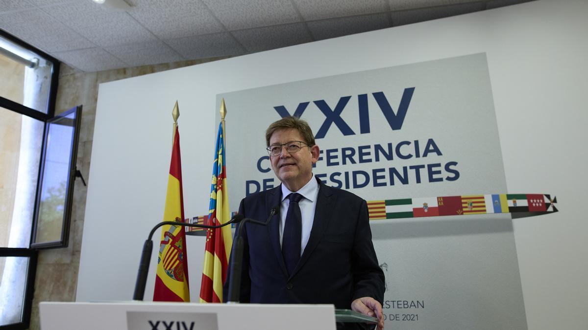 Celebración de la XXIV Conferencia de Presidentes en Salamanca