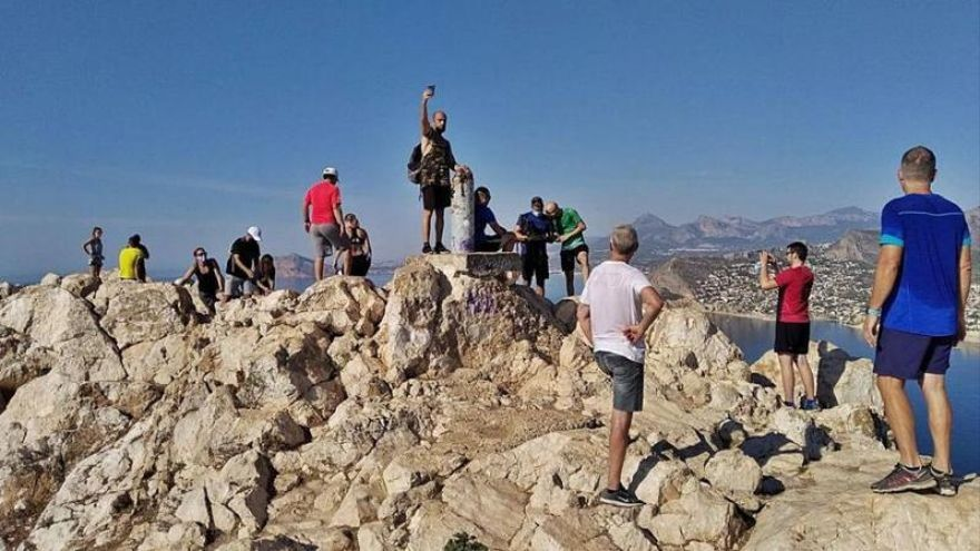 El Penyal d'Ifac, tras los pasos de la Cova Tallada: cupo de visitantes y reserva obligatoria