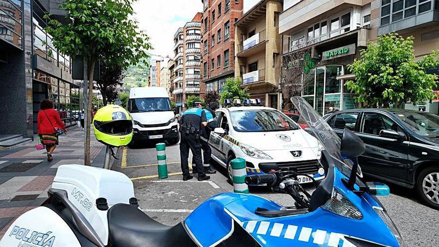Los incumplimientos por la pandemia dejan en Mieres 286 multas en los últimos siete meses