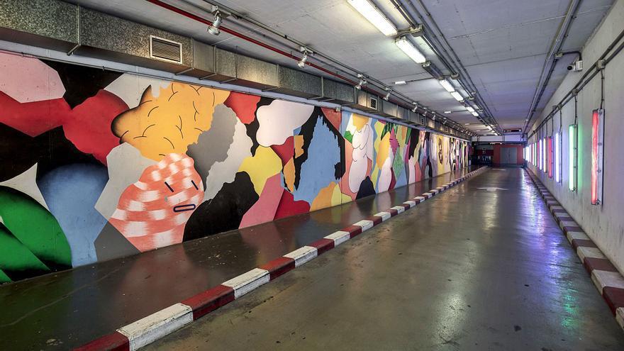 Murales, del arte con mensaje al decorativo