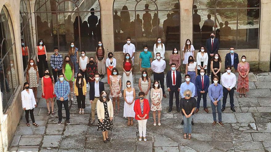 Siete premios extraordinarios para el Campus Viriato de Zamora